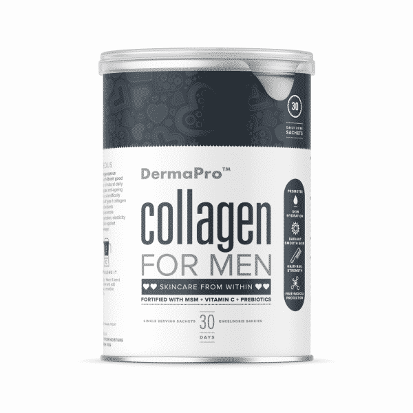 DermaPro Hydrolysed Collagen For Men