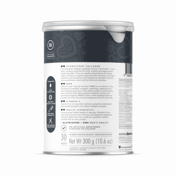 Fortified Collagen For Men — 30 Days 1