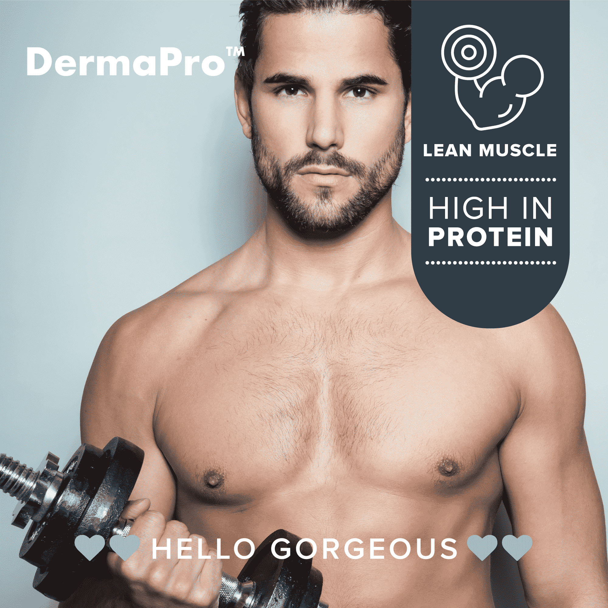 DermaPro™ For Men Collagen With Vitamin C